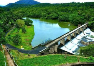 Thenmala Attractions, Thenmala Ecotourism, Thenmala dam
