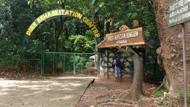Deer Rehabilitation Centre Thenmala