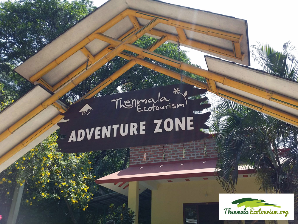 Adventure Zone Thenmala Ecotourism
