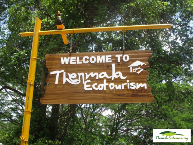 Welcome to Thenmala Ecotourism
